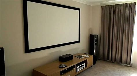 Diy Small Home Theater Diy Home Theater