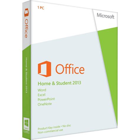 Microsoft Office 2013 Home & Student Edition | North ...