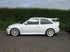 ford cosworth rs rides
