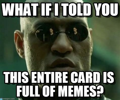 Morpheus Cat Meme - if i told you meme