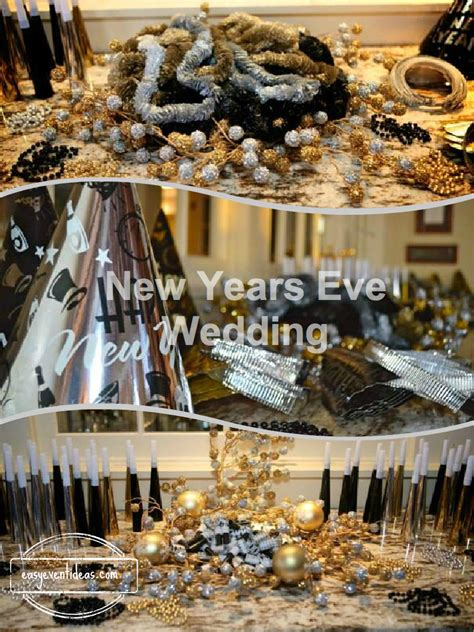 new year supplier new years wedding easy event ideas