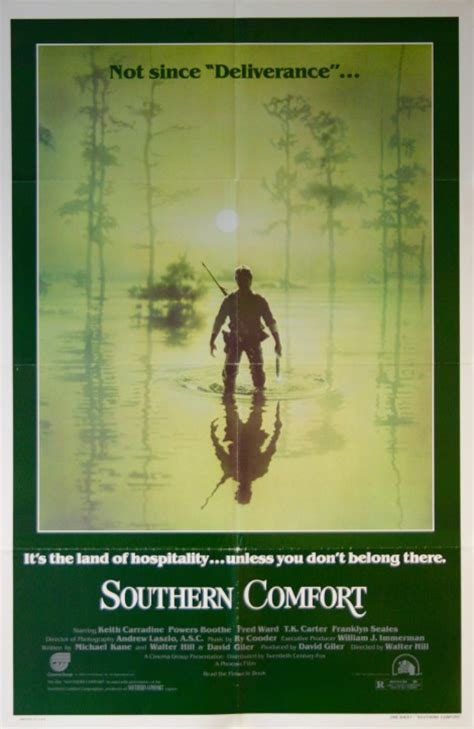 southern comfort movie online southern comfort vintage movie posters