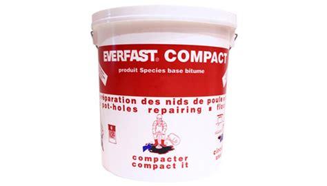 Revetement Anti Humidité by Cold Applied Asphalt Mix Compact Everfast