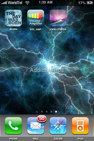 install  hd wallpapers   iphone ios