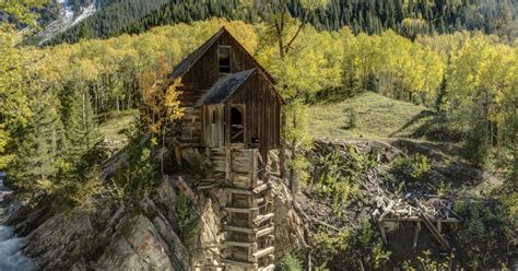 get spooky colorado s best ghost towns
