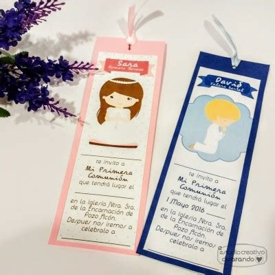recordatorios de comunion cinta chico jpg marcapaginas personalizados para comuniones marcapaginas