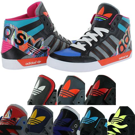 adidas originals s adi court hi big logo sneakers shoes ebay