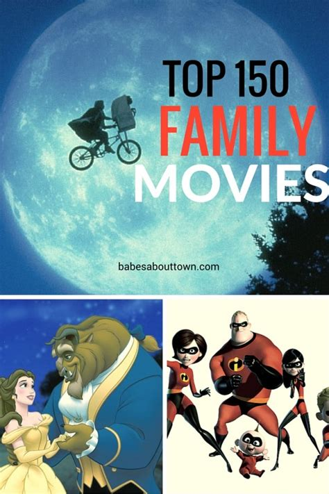 best family films 150 best kids movies ever