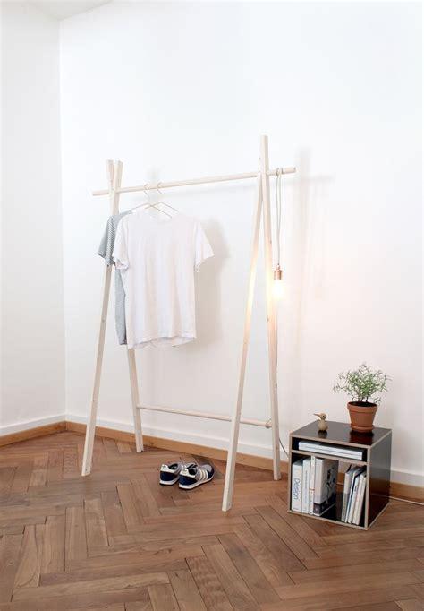 besta kleiderstange die besten 25 diy kleiderstange ideen auf