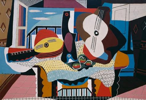 picasso paintings and their meanings shape
