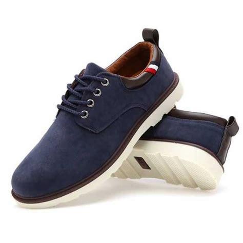 Sepatu Snecker jual sepatu sneakers kulit pria