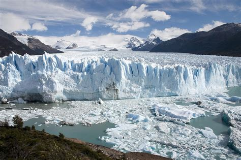 House Charging Station by Amazing Blue Glaciers At Patagonia Argentina Photos