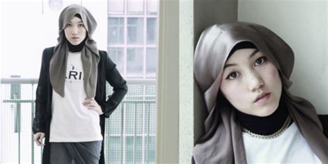 tutorial berhijab trendi tutorial hijab trendi bersama fashion blogger dream co id