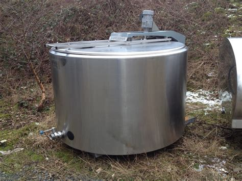 Lava L Tank by Used Milk Cooling Tank For Sale