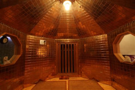 gold room nyc sauna valley spa castle new york