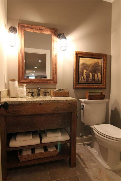 small country bathroom ideas 25 best ideas about small rustic bathrooms on pinterest