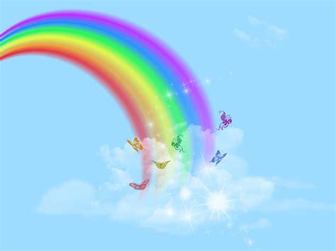 rainbow background rainbow wallpapers the wondrous pics