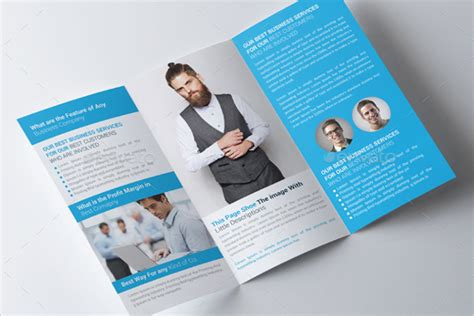 11 Science Brochure Templates Free Design Exles Science Brochure Template