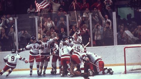 The Miracle Story Hockey Voices Fondly Recalling Unforgettable Miracle On