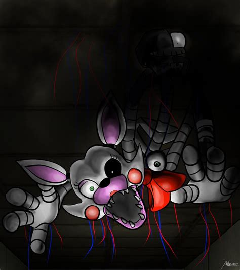 mangle five nights at freddys fandom five nights at freddy s 2 mangle by maiku arevir on