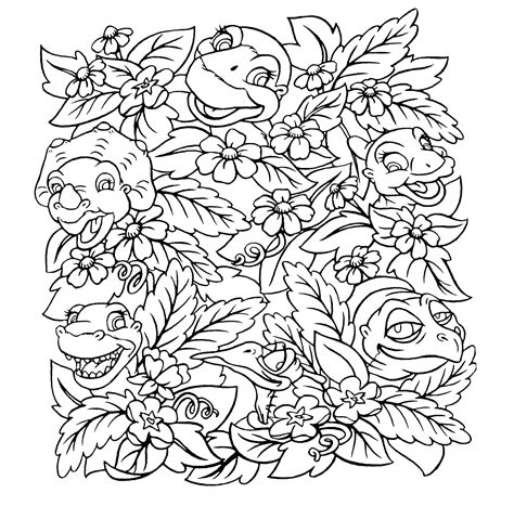 land before time coloring pages land before time coloring pages for printable free