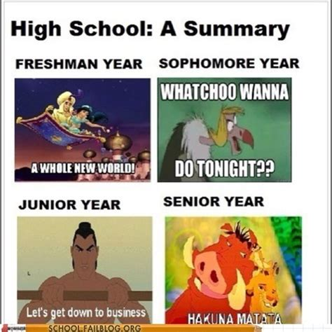 High School Freshman Meme - high school freshman meme