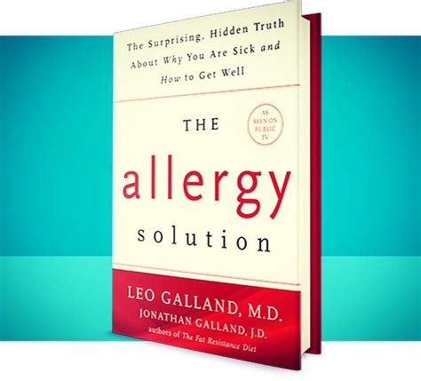 today solution the allergy solution a great new integrative medicine