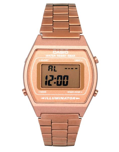 Casio Gold casio casio gold b640wc 5aef digital bracelet