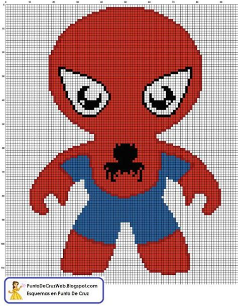 spiderman toque pattern 1000 images about super heroes on pinterest