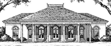 Louisiana Classic William H Phillips Southern Living Louisiana House Plans Southern Living