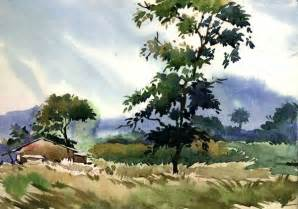 indian watercolor paintings fine art blogger