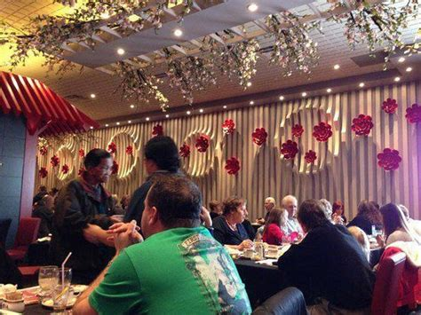 new year at the mandarin restaurant newly opened fletchers creek brton branch picture of