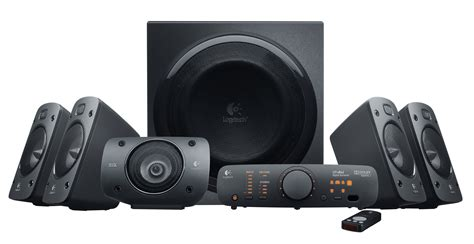 logic tech new logitech surround sound speakers z906 prodblog prod