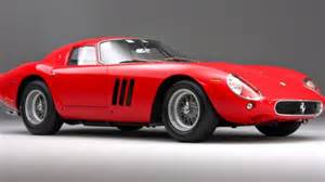 How Much Is A 250 Gto Worth 250 Gto Most Expensive Car In The World Monaco