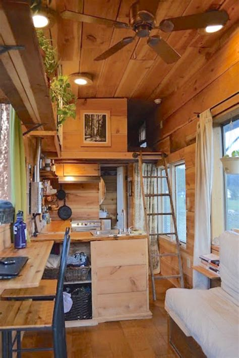 tiny houses arizona they built a rustic tiny house one look inside i would