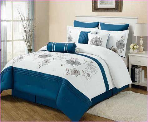 Black And Blue Comforter Sets by Blue Black White Comforter Sets Home Design Ideas