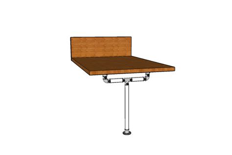 ikea wall mounted table diy ikea wall floor mounted table with by