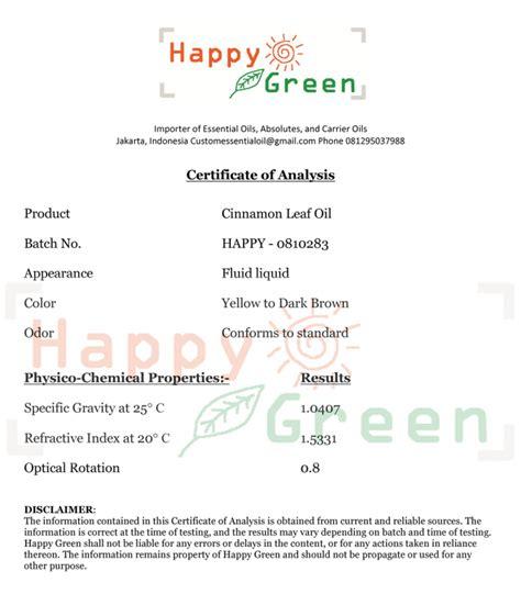 Cinnamon Essential 10 Ml Svasti Minyak Atsiri Kayu Manis happy green cinnamon leaf essential minyak daun kayu manis
