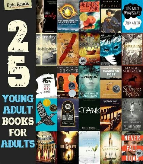 don t read this book books 25 ya books for adults who don t read ya posts the o