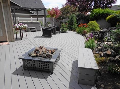 trex decking prices advantages trex costs deck prices