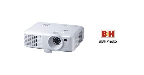Proyektor Canon Lv X300 canon lv x300 3000 lumen xga portable multimedia dlp 9878b002