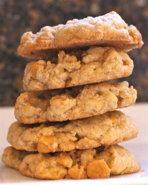 simply silver oatmeal butterscotch cookies