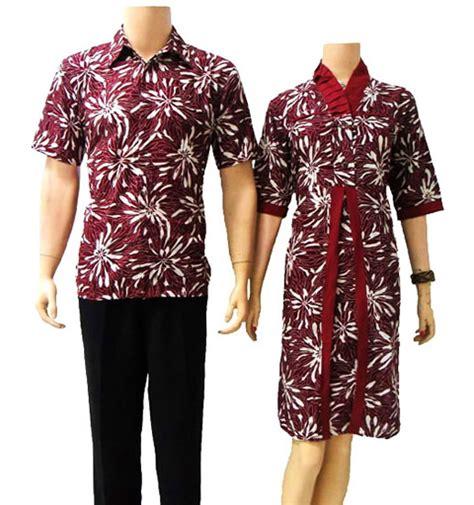 Gamis Batik Primis 01 model baju 2014 terbaru pria wanita pusat baju batik