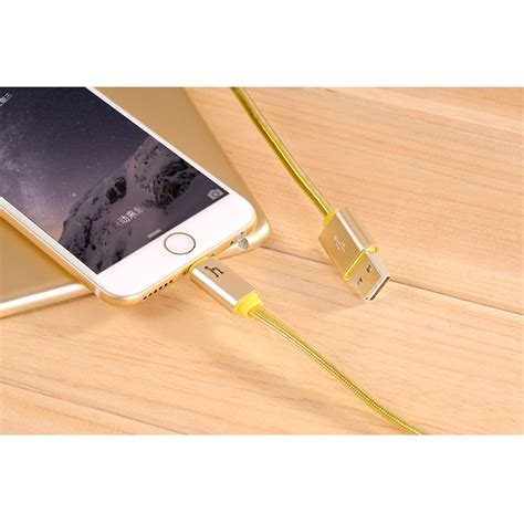 Hoco Upl12 Jelly Coat Lightning Braided Cable 1 2m For Iphone Baru hoco upl12 jelly coat lightning braided cable 0 3m for
