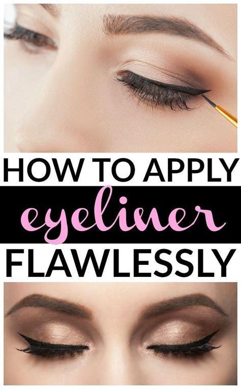 eyeliner tutorial bottom best 25 best eyeliner for waterline ideas on pinterest