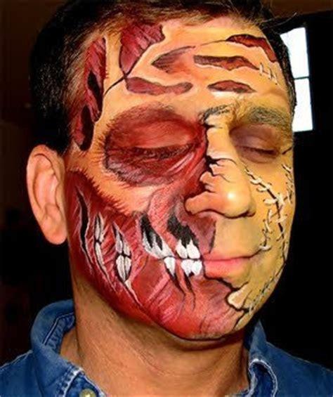 tatto wajah