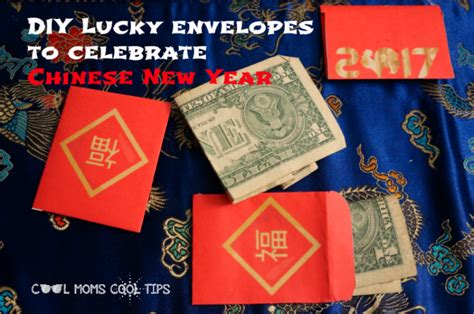 new year lucky envelope printable diy new year lucky envelopes plus printable cool