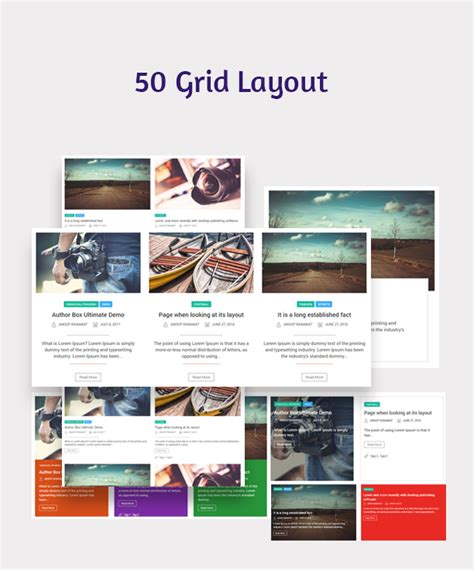 wordpress grid layout free blog designer post and widget pro by wponlinesupport