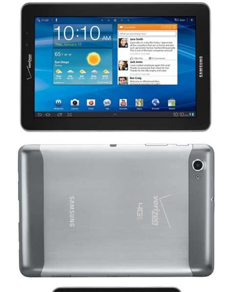 Samsung Tab Cdma galaxy tab 7 7 lte 4g tablet pics and specs verizon
