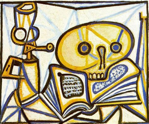 crane book and oil l 1946 pablo picasso wikiart org